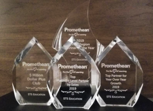 STS awards from Promethean
