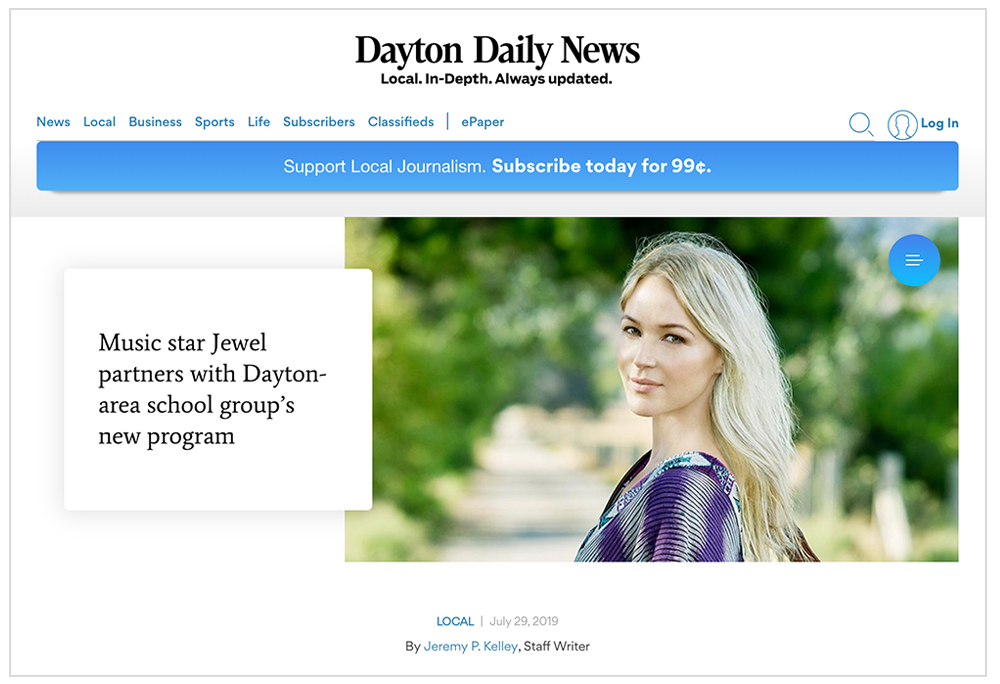 Dayton Daily News - Jewel