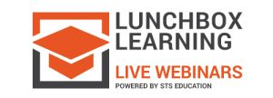Lunchbox Learning - Live webinars