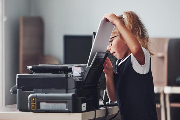 school printer