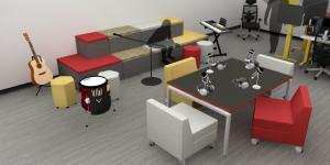 modern classroom furniture