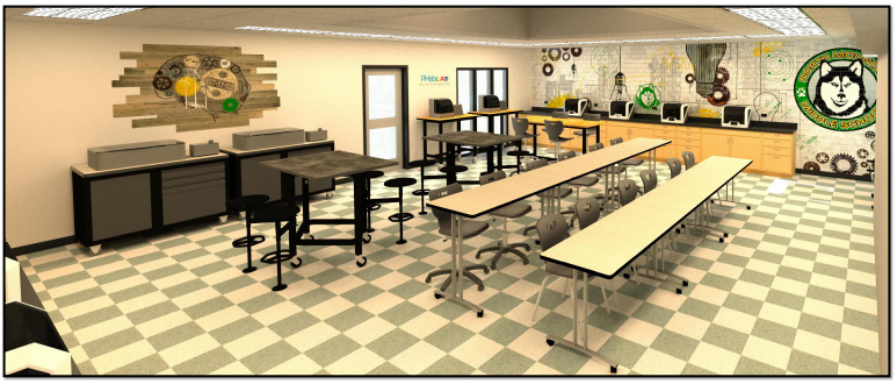 Integrated Learning Spaces